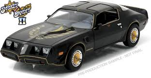 Smokey & The Bandit II, 1977 Pontiac Firebird Trans Am, 1:24 Diecast Vehicle
