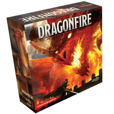 Dragon Fire, Dungeons & Dragons Deck Building Game