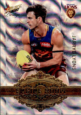 Jarryd Lyons, Engine Room, 2020 Select AFL PRESTIGE Footy Stars