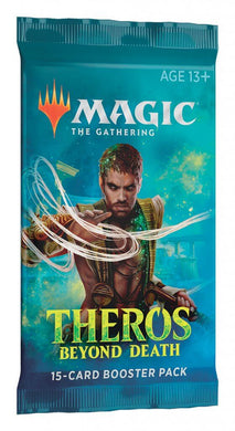 Theros Beyond Death, MAGIC THE GATHERING - Draft Booster Pack