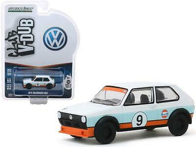 1974 Volkswagen Golf, Club V-DUB, 1:64 Diecast Vehicle