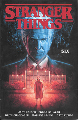 Stranger Things, Six, Graphic Novel Comic