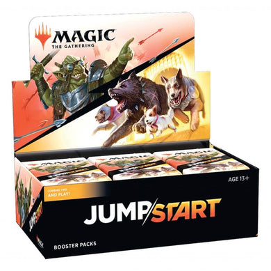 MAGIC: THE GATHERING Jumpstart Draft Booster Box