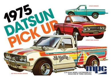 1975 Datsun Pickup Plastic Kit, 1:25 Scale Model Kit