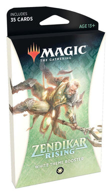 MAGIC: THE GATHERING Zendikar Rising - Theme Booster
