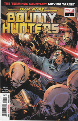 Star Wars Bounty Hunters #8 Comic