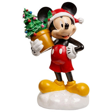 Disney Mickey Mouse Table Christmas Decoration