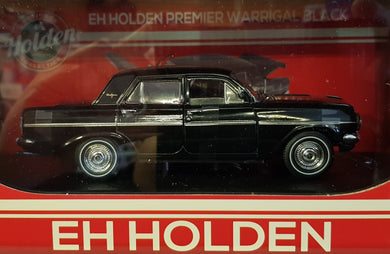 EH Holden Premier Warrigal Black, 1:32 Diecast Vehicle