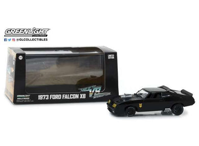 Last of the V8 Interceptors, 1973 Ford Falcon XB, 1:43 Diecast Vehicle
