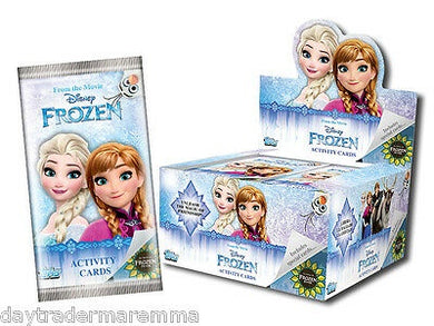 Disney Frozen Activity Cards Pack