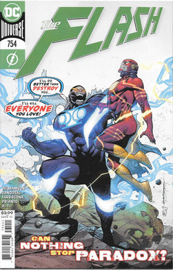 The Flash #754 Comic