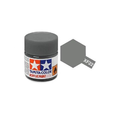 TAMIYA ACRYLIC MINI XF-22 RLM GREY 10ml