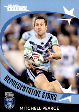 RS23 Mitchell Pearce, Representative Stars, 2020 TLA Traders NRL