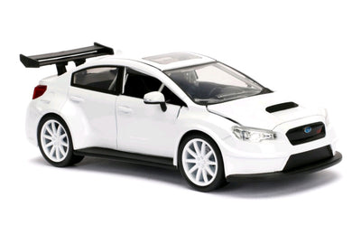 Fast and Furious 8 - Mr Little Nobody's Subaru WRX STI, 1:24 Diecast Vehicle