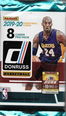 PANINI 2019-20 Donruss Basketball (Retail) Pack