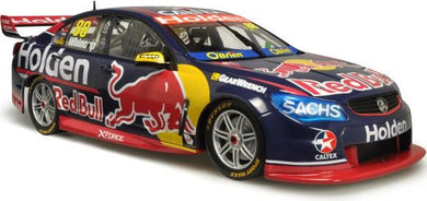 Classic Carlectables Whincups 2017 Red Bull Holden VF Commodore, 1:18 Scale Diecast Vehicle