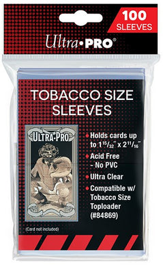 ULTRA PRO - CARD SLEEVE - Tobacco Size-100ct