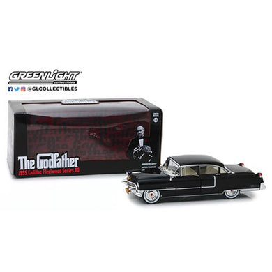 The Godfather, 1955 Cadillac Fleetwood, 1:24 Scale Diecast