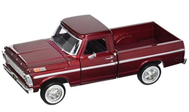 1969 Ford F-100 Pickup, Timeless Legends, 1:24 Diecast Vehicle