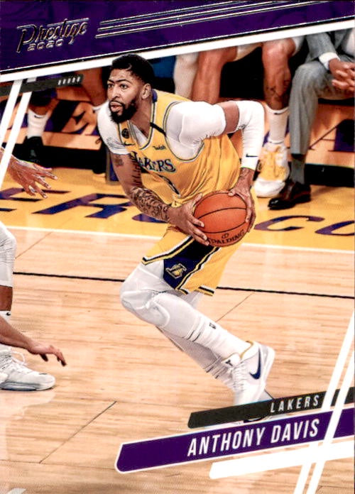 Anthony Davis, Prestige, 2019-20 Panini Chronicles NBA Basketball