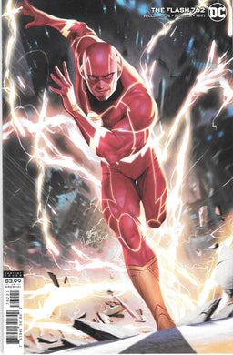 The Flash #762 Comic Variant