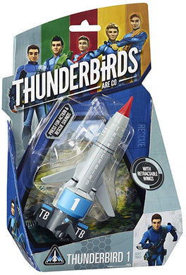 Thunderbirds Thunderbird 1 Action Vehicle