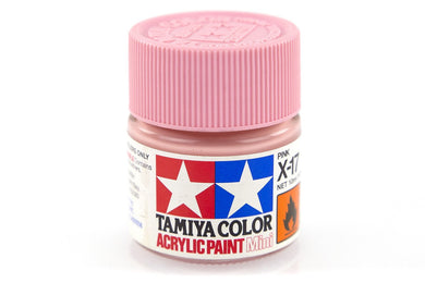 TAMIYA ACRYLIC MINI X-17 PINK 10ml