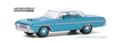 1964 Plymouth Sport Fury 426 Max Wedge, GL Muscle Series 23, 1:64 Diecast Vehicle