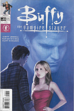 Buffy the Vampire Slayer #53 Comic