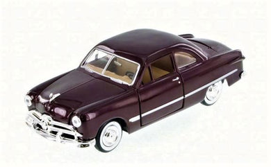 1949 Ford Coupe, Timeless Legends,  1:24 Diecast Vehicle