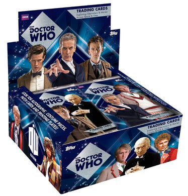 2015 Topps Doctor Who Hobby Box