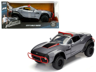 Fast & Furious - Letty's Rally Fighter, 1:24 Scale Diecast Vehicle