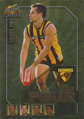 Luke Hodge, Fab Four, 2011 Select AFL Champions