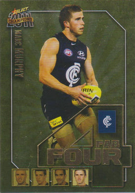 Mark Murphy, Fab Four, 2011 Select AFL Champions