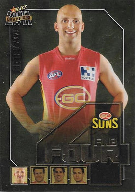 Gary Ablett, Fab Four, 2011 Select AFL Champions