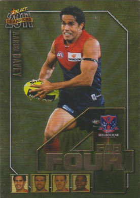 Aaron Davey, Fab Four, 2011 Select AFL Champions