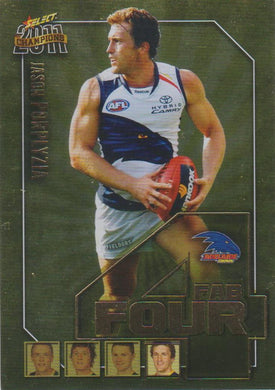 Jason Porplyzia, Fab Four, 2011 Select AFL Champions
