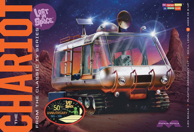 Lost in Space Chariot Plastic Model Kit, 1:24 Scale