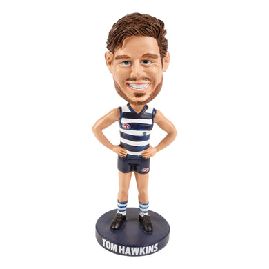 Tom Hawkins Collectable Bobblehead