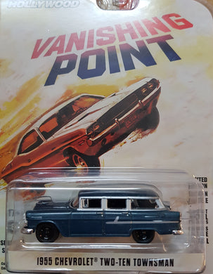 Vanishing Point, 1955 Chev Two-Ten Townsman, 1:64 Diecast Vehicle