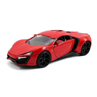 Fast & Furious - Lykan Hypersport, 1:24 Scale Diecast Vehicle