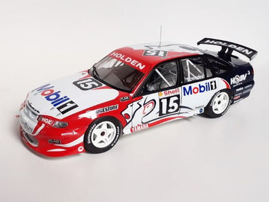 Classic Carlectables, Craig Lowndes, Holden VS Commodore, 1998 Championship, 1:18 Diecast Model Car