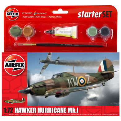 AIRFIX HAWKER HURRICANE MK1 1:72 Model Kit