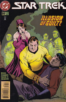 Star Trek Illusion of Guilt #80 Comic