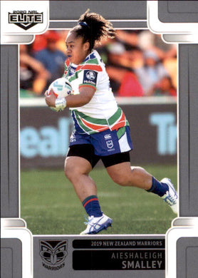 Aieshaleigh Smalley, NRLW 30, 2020 TLA Elite NRL