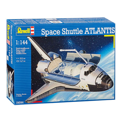 REVELL SPACE SHUTTLE ATLANTIS, 1:144 Scale MODEL KIT