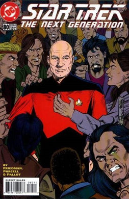 Star Trek The Next Generation #80 Comic