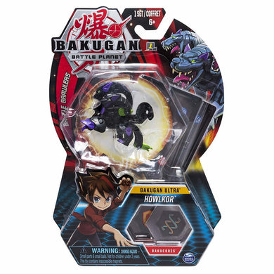 Bakugan Ultra, Battle Brawlers - Howlkor