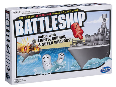 BATTLESHIP ELECTRONIC Board Game