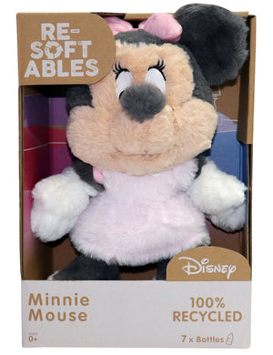 Disney Minnie Mouse Re-Softables Plush
